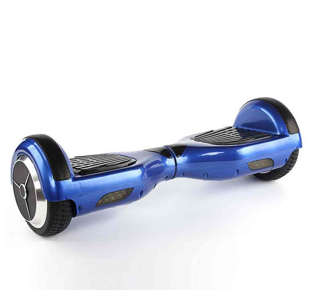 xe cân bằng xanh dương