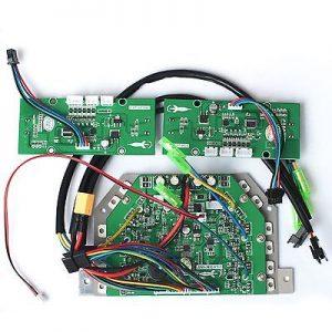 mạch xe điện cân bằng